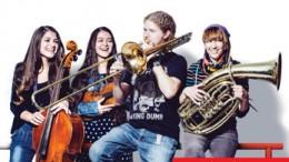 Koncert študentov a profesorov školy