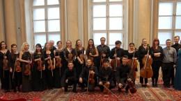 Koncert komorného orchestra Konzervatória a sólistov