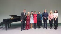 Koncert študentov a profesorov Konzervatória v Bratislave