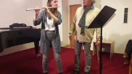 Flautový seminár – prof. Hansgeorg Schmeiser