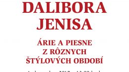 Spevácky interpretačný kurz Dalibora Jenisa