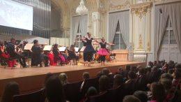 Koncert Hudobnej akadémie v Slovenskej filharmónii