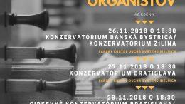 Prehliadka mladých slovenských organistov