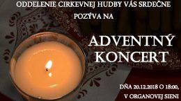 Adventný koncert
