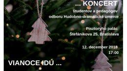 Vianoce idú …